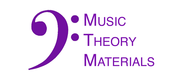 Music Theory Materials